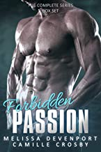 Forbidden Passion - Box Set: The Complete Series