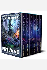 Feyland: The Complete Series: A Portal Fantasy/GameLit Adventure Kindle Edition