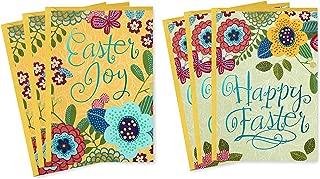 Hallmark Easter Cards Assortment, Easter Joy (6 Cards with Envelopes)