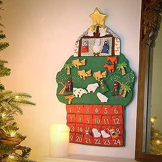 Best advent calendar nativity figures Reviews