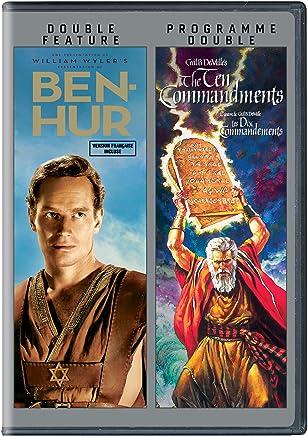 Ben-Hur (1959) / The Ten Commandments (1956)