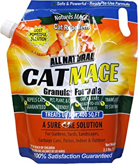 Sponsored Ad - Nature's Mace Cat Repellent (2.5 lb Granular)