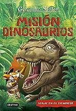 Misión Dinosaurios: Viaje en el tiempo 11 (Geronimo Stilton)