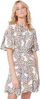 LOVER Women's Paisley Park Mini Dress