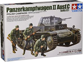 Tamiya Models Pzkpfw Ii Ausf.C (4) 1/35