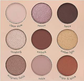 Ellen Tracy Eye Essentials 9-Well Eye Shadow Palette Book
