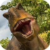 Dinosaur land: dino puzzle pour les jeux gratuits pour enfants: sons de dino, casse-tête et jeu d'association