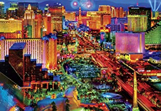 Buffalo Games - Viva Las Vegas - 2000 Piece Jigsaw Puzzle