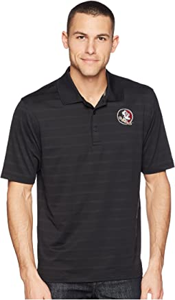 Florida State Seminoles Textured Solid Polo