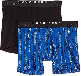 Hugo Boss Men's Boxer Brief 2p Print