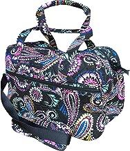 Vera Bradley Compact Traveler Bag (Bandana Swirl)