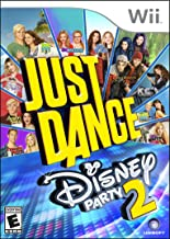 Best Just Dance Disney Party 2 - Wii Standard Edition Review