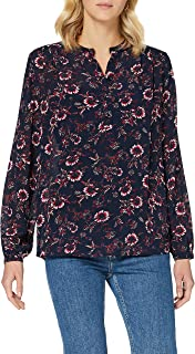 Tommy Hilfiger Amia Pop Over Ls Blouse Chemise Femme