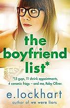 Ruby Oliver 1: The Boyfriend List (English Edition)
