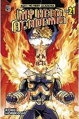 My Hero Academia vol. 21 eBook Kindle