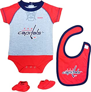 500 LEVEL Alex Ovechkin Washington Hockey Baby Clothes /& Onesie Alex Ovechkin Ovechkin8 3-24 Months
