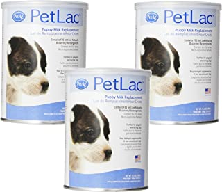 PetLac Milk Powder for Puppies, 10.5-Ounce Each (3 Pack)