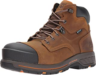 "Timberland PRO Men's Helix HD 6"" Composite Toe Waterproof Industrial & Construction Shoe"
