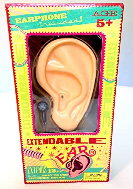 Wizarding World of Harry Potter Weasleys' Wizard Wheezes Electronic Extendable Ear Sound Amplifier Toy Prop Replica
