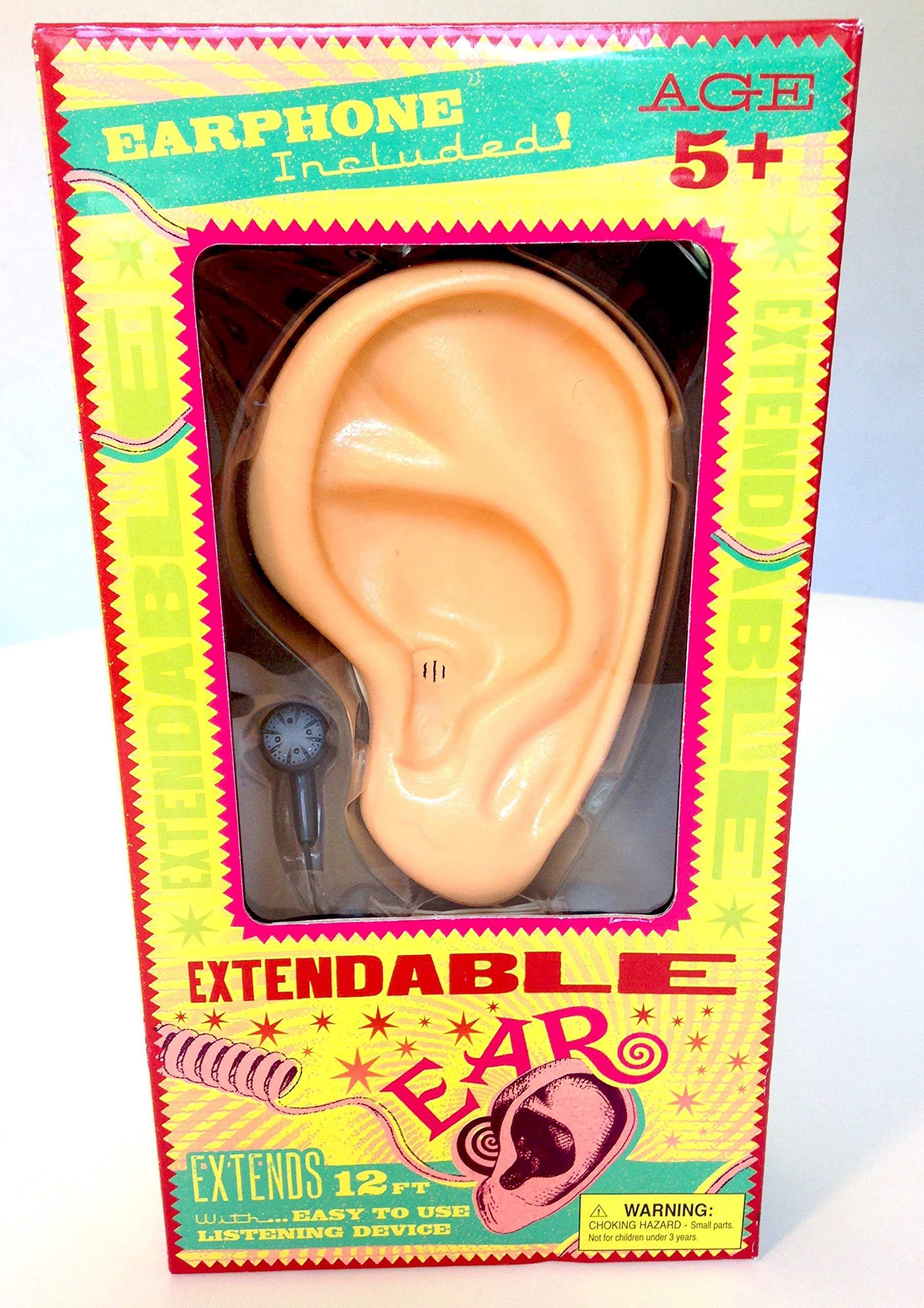 Wizarding World of Harry Potter Weasleys' Wizard Wheezes Electronic Extendable Ear Sound Amplifier Toy Prop Replica