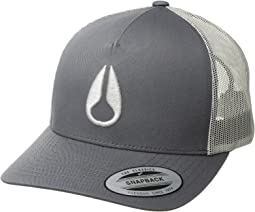 29cbb44d68b Patagonia fitz roy trout trucker hat forge grey