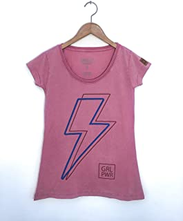 Camiseta Baby Look Girl Power