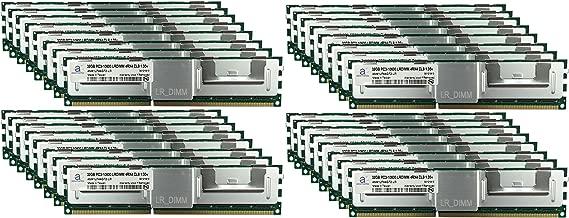 Adamanta 1TB (32x32GB) LRDIMM Memory Upgrade for HP Proliant BL685c G7 DDR3 1333MHz PC3-10600 ECC Load Reduced IMB Chip 4Rx4 CL9 1.35v