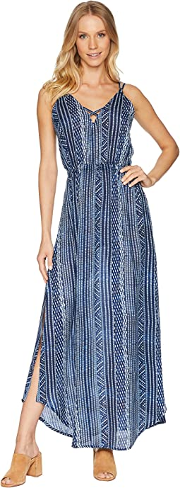 Blue Tides Dress