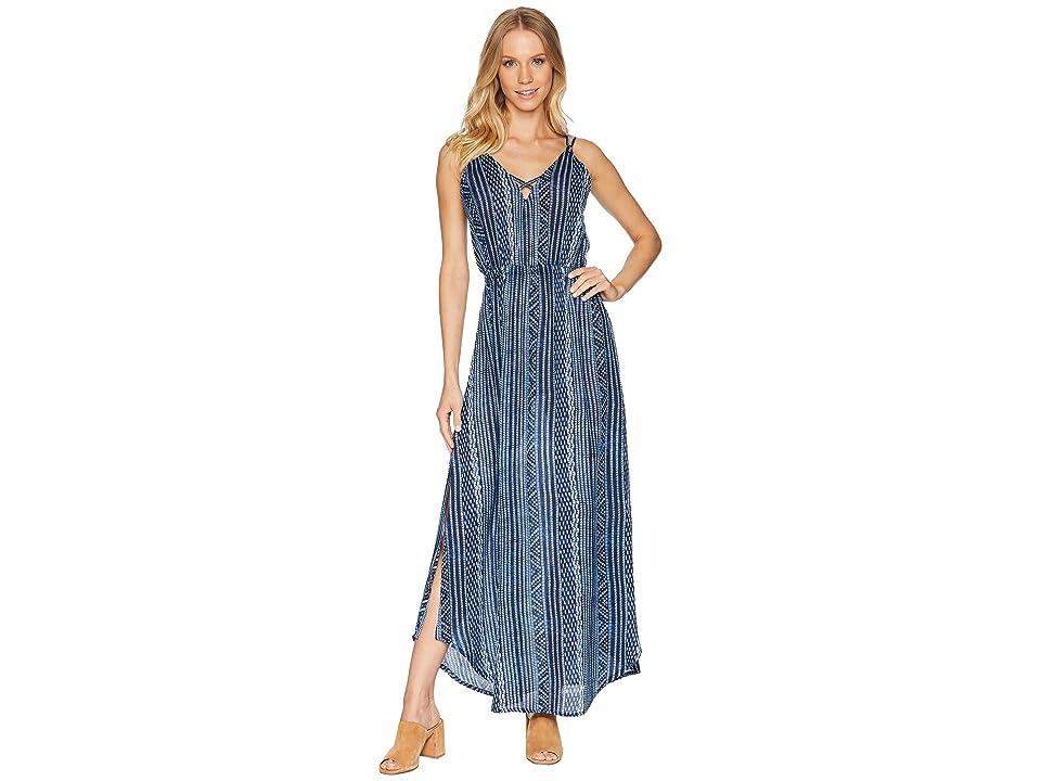 Rip Curl Blue Tides Dress (Blue) Women