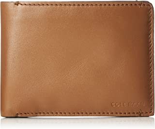 Cole Haan Men's Washington Grand Bifold W/Passcase
