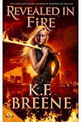 Revealed in Fire (Demon Days, Vampire Nights World Book 9) Kindle Edition
