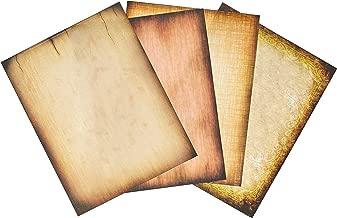 Roylco R15286 Antique Paper, 8-3/4 x 11