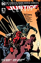 DC Comics/Dark Horse Comics: Justice League