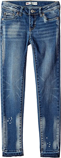 Levi's® Kids 710 Ankle Jeans (Big Kids)