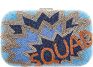 From St Xavier Women's Squad Clutch, Blue, One Size