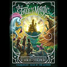chris colfer audiobook
