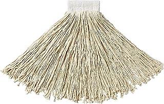 Rubbermaid Commercial Value-Pro Cut End Cotton Mop, 24, White, 12 Pack, FGV15800WH00