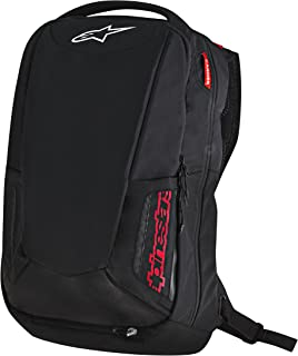 Alpinestars 3517-0402 Black/Red 25 Liter City Hunter Backpack