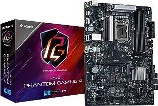 ASRock Intel 第10・11世代CPU(LGA1200)対応 H570 チップセット搭載 ATX マザーボード 【国内正規代理店品】 H570 Phantom Gaming 4