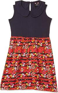 Smiling Bows Rayon Dress