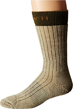 Steel Toe Arctic Wool Boot Sock