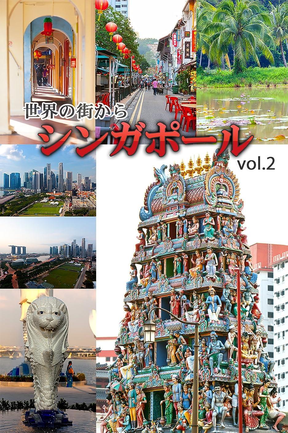 神経衰弱無心不測の事態世界の街から シンガポール vol.2