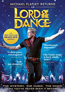Returns As Lord of the Dance [DVD] [Import]