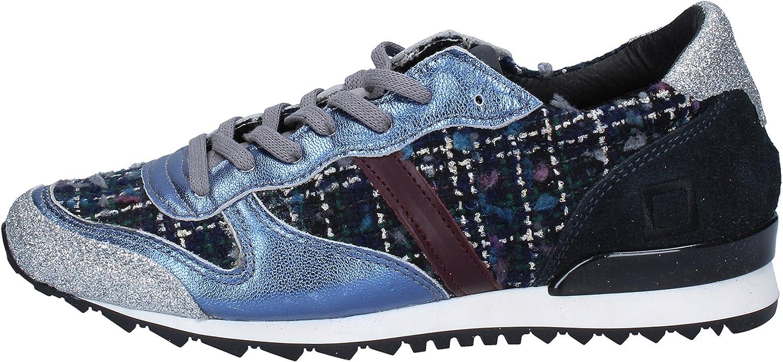 D.A.T.E. (DATE) Fashion-Sneakers Womens bluee
