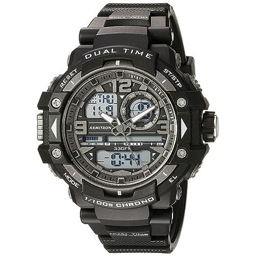 Armitron Sport Mens 20/5062 Analog-Digital Chronograph Watch