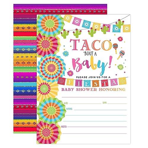 Ideas Baby Shower Mexicano.Fiesta Baby Shower Amazon Com
