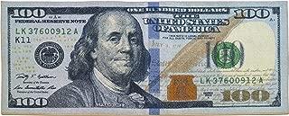 Home Dynamix Big Money 100 Dollar Bill Area Rug Door Mat 22