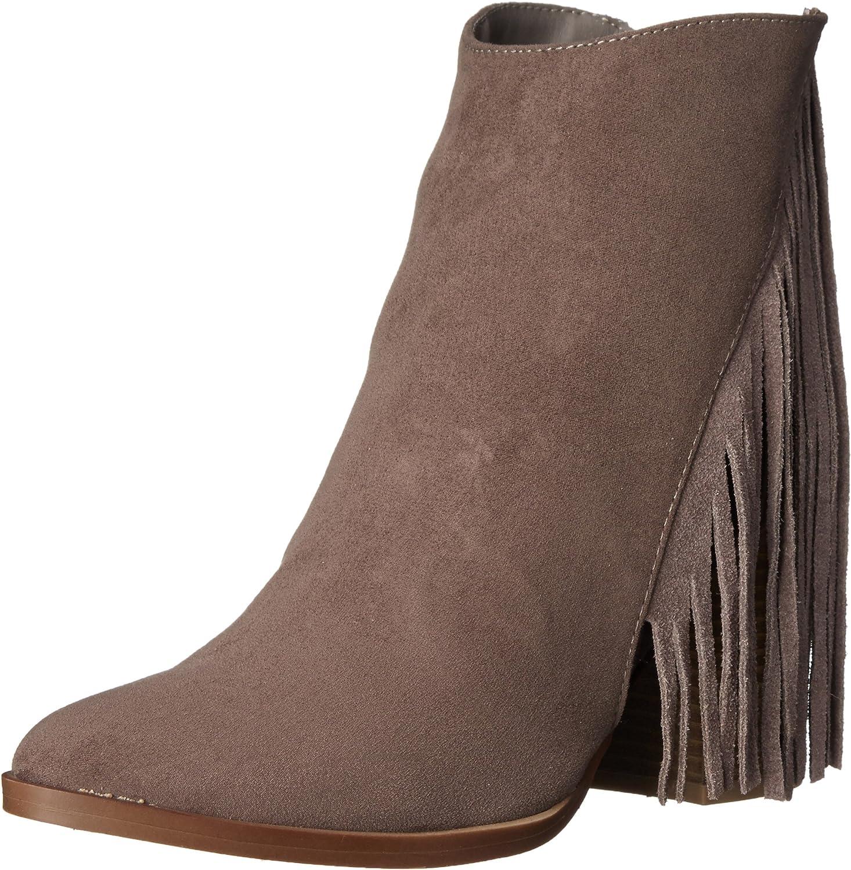 Madden girl Womens SHAARE Western Boot
