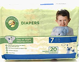 kroger comforts for baby diapers