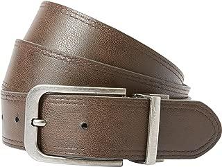Men's Split Reversible Belt